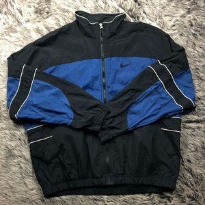 🔥Rare🔥 Vintage Nike windbreaker Royal Blue